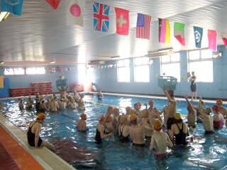 水中運動会